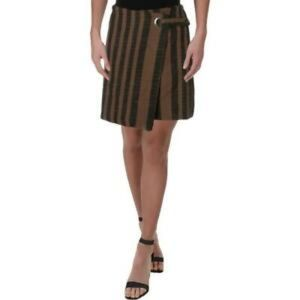 Free People Brown Tweed Skirt Medium fits Sml NWT